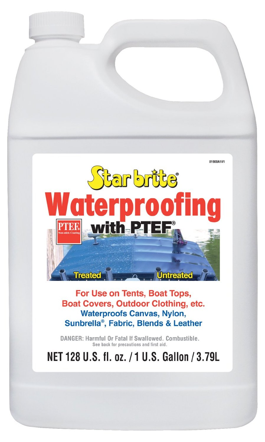 Star Brite 81900 Star Brite Waterproofing Amp Fabric