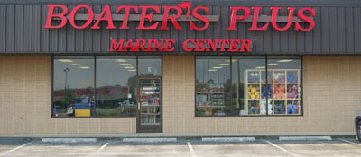 Boaters Plus Store Front